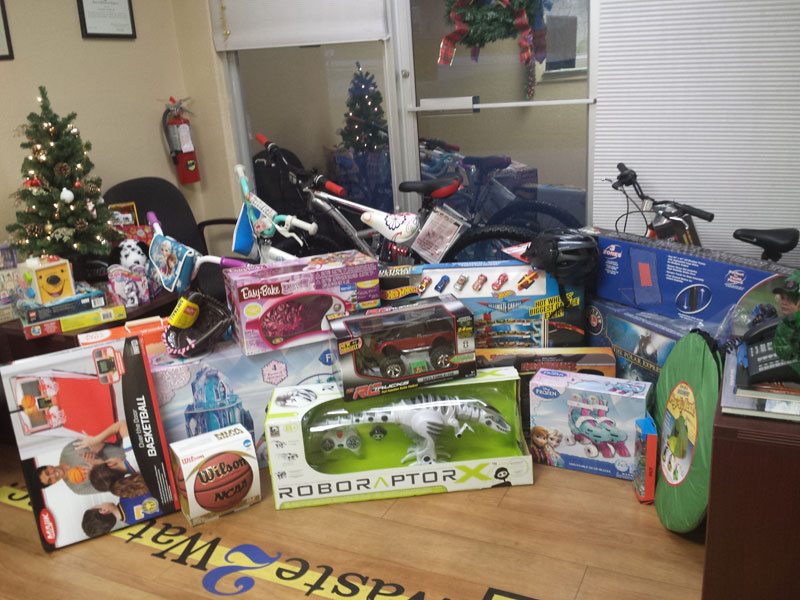 ESD Drive – Toys For Tots
