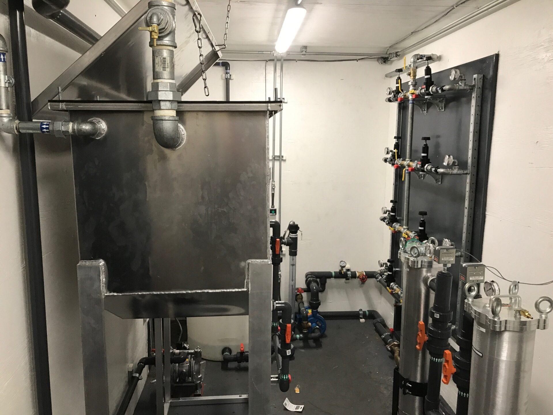 Dual Phase Environmental Remediation