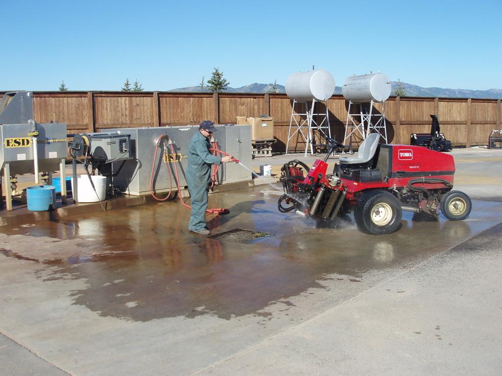 Biological Units – Wash Water Treatment