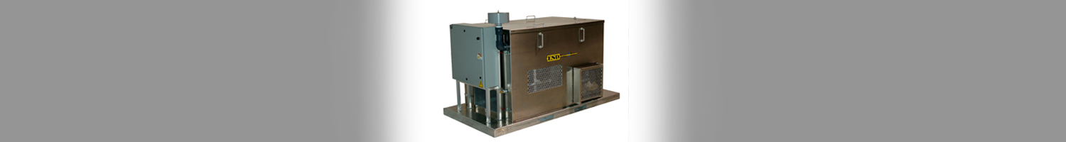 Remediation Equipment Enclosures